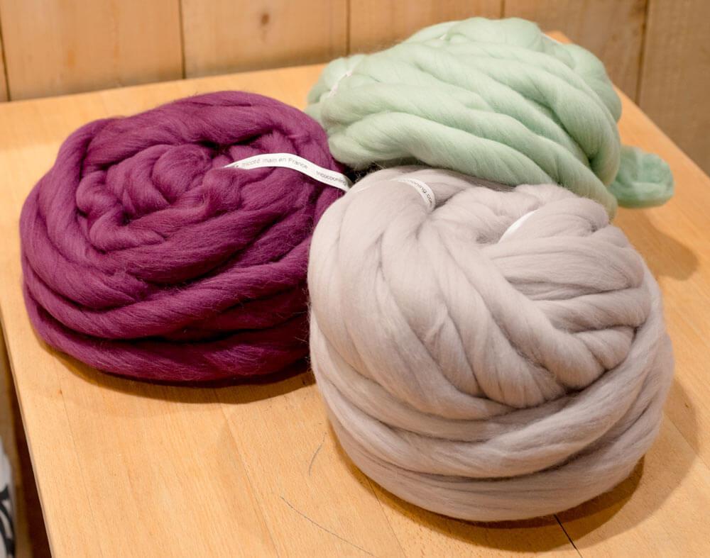 plaid maille geante trendy super kingsize grosse couverture couverture de laine mrinos plaid. Black Bedroom Furniture Sets. Home Design Ideas